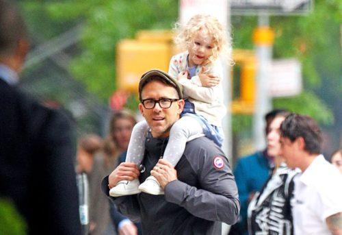 11 Celebrità che sono supereroi sullo schermo e genitori nella vita reale | Noi Mamme 12