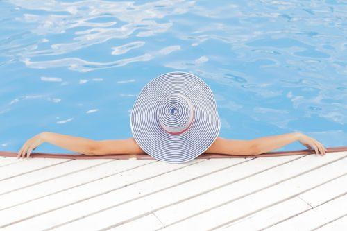 Crema solare water resistant