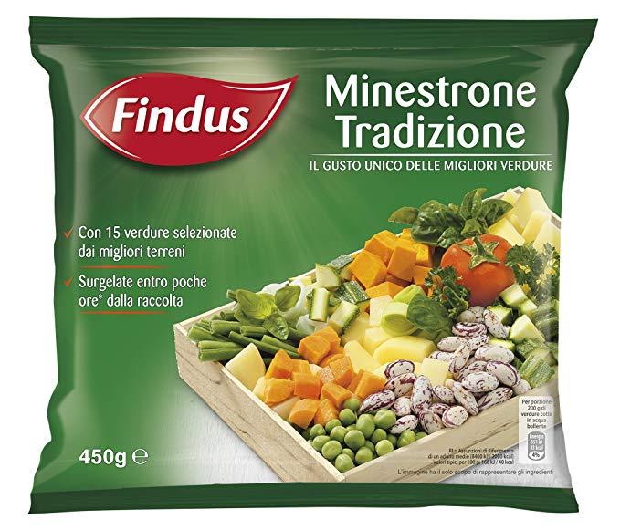 Rischio listeria nel minestrone surgelato Findus: lotti ritirati anche a Cremona