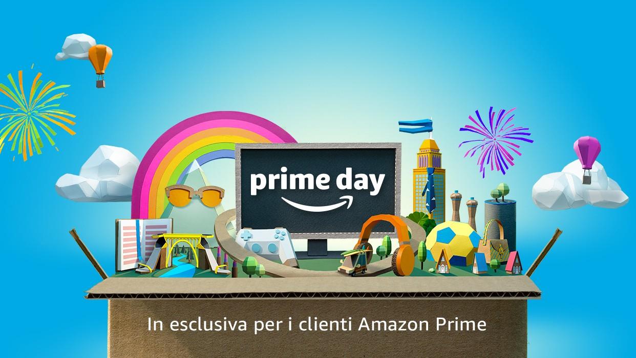Amazon Prime Day 2018: scopri quando e come fare affari!