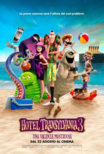 Locandina Hotel Transylvania 3