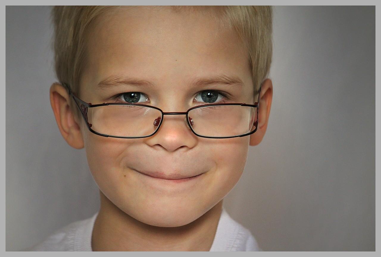 Ipermetropia bambini
