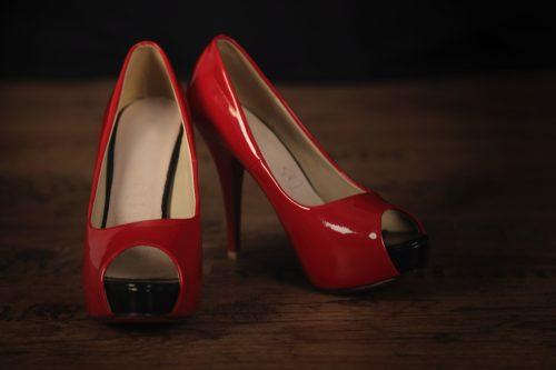 Parquet rovinato dalle scarpe