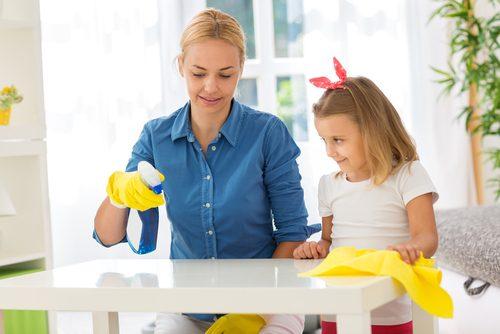 come farsi aiutare in casa dai bambini