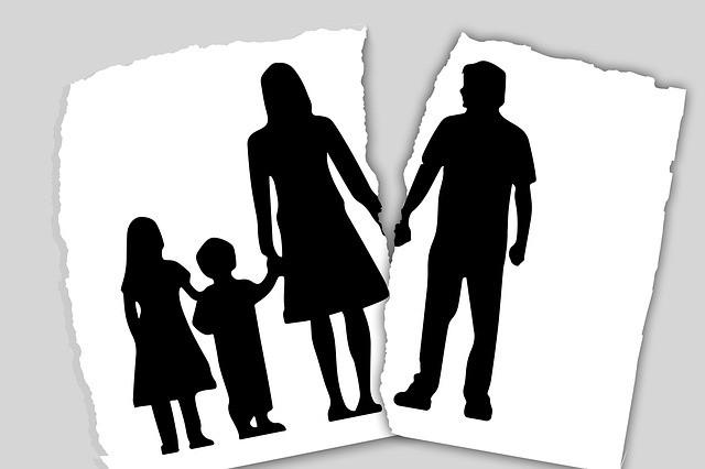 Divorzio: come dirlo ai bambini