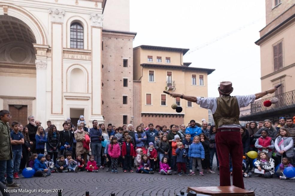 Festival internazionale d'arte e teatro per l'infanzia 2018 SEGNI