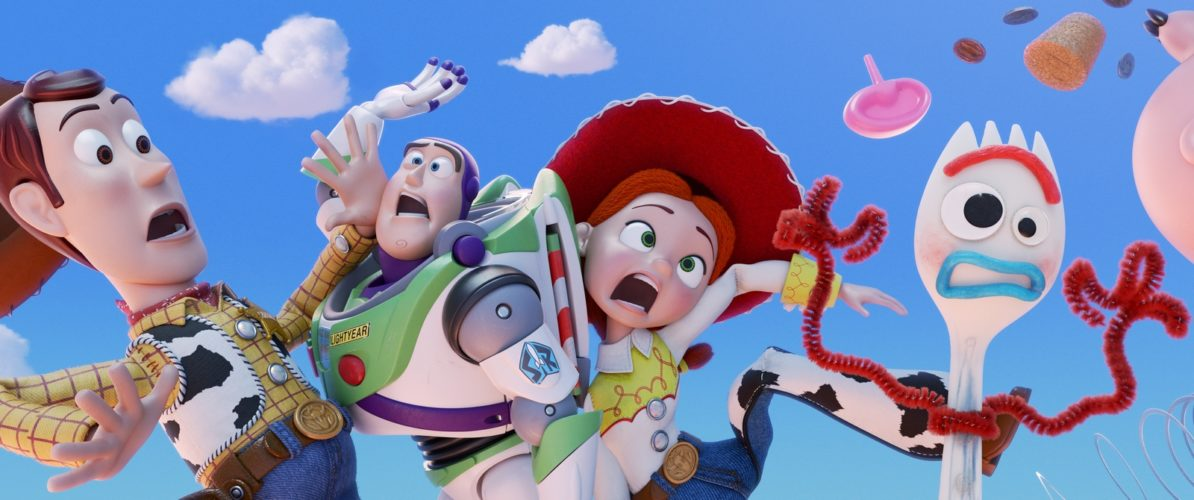 Toy Story 4 immagini