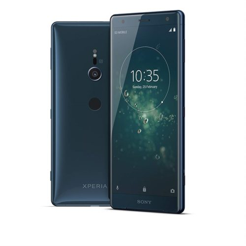 Sony Xperia XZ2 Smartphone, Display 5.7, 64 GB,