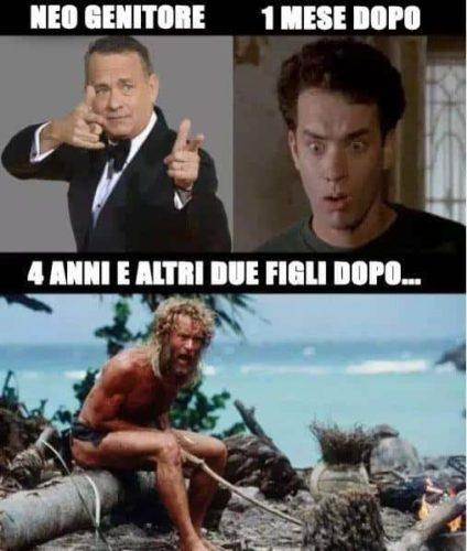meme 4 figli
