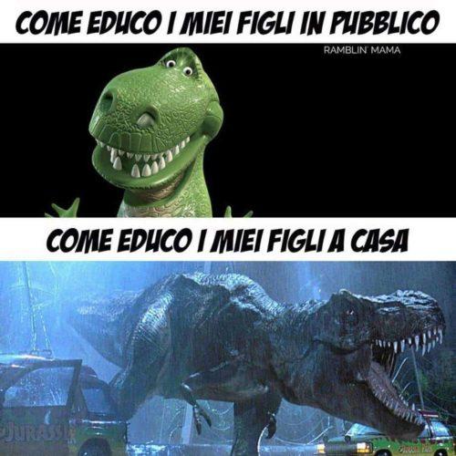 meme educazione