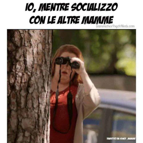 meme socializzare