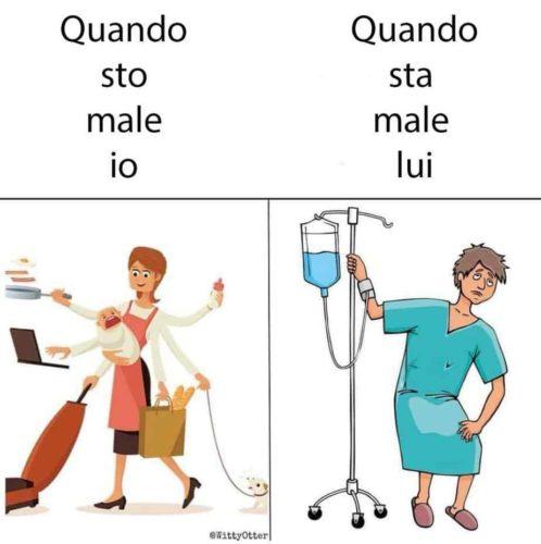 meme malattia
