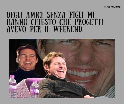 meme progetti weekend