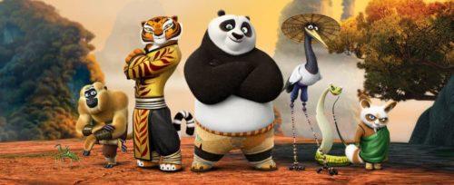 team kung-fu panda