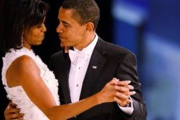 Barak e Michelle Obama
