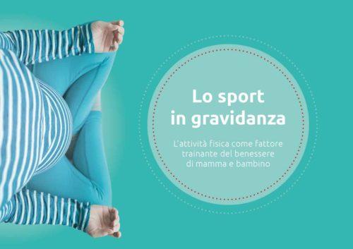 ebook gratuito sport in gravidanza