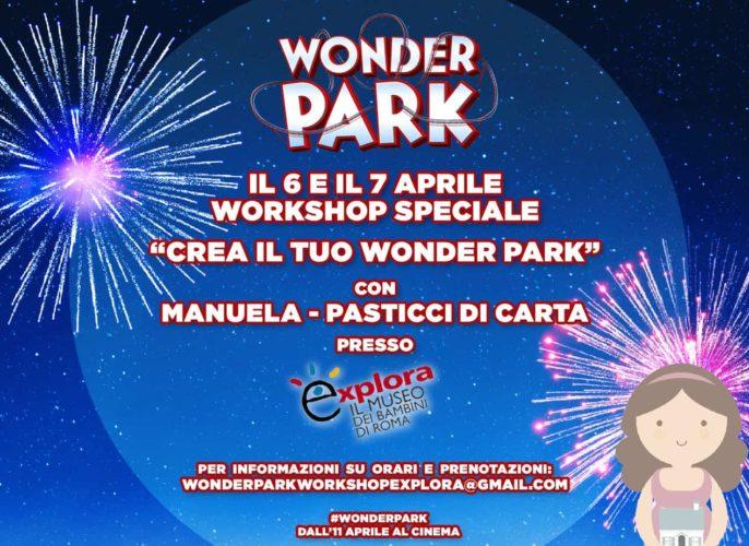 Wonde park ad explora