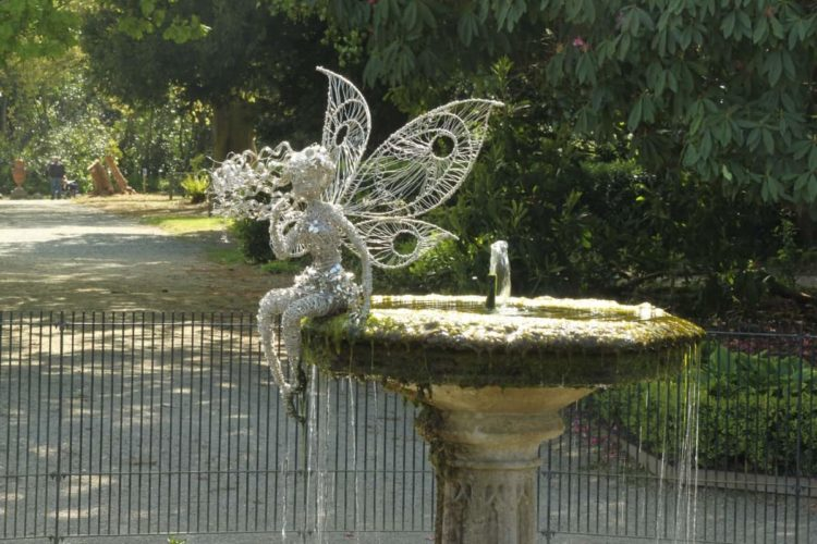 Wells House & Gardens; Wexford; Leinster; Ireland