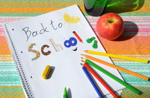 ansia da back to school