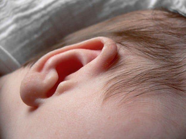 Mal d'orecchie